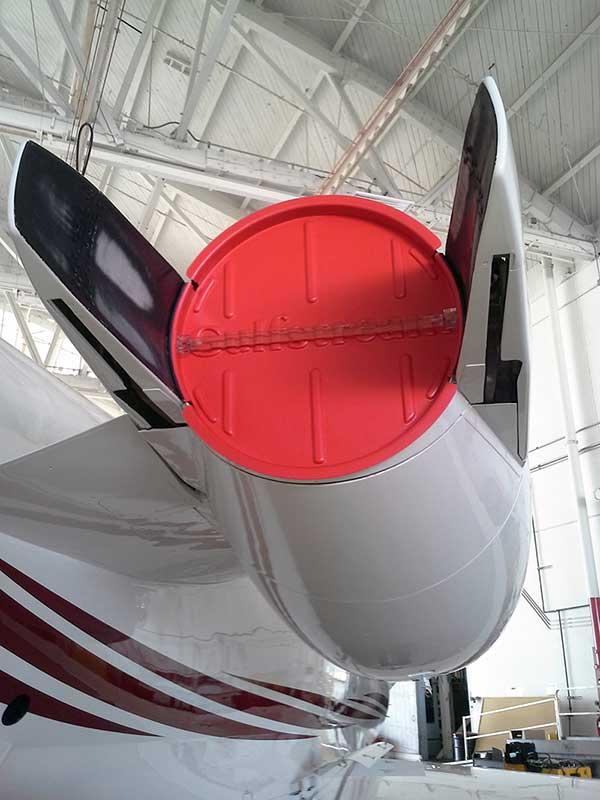 G200 Exhaust