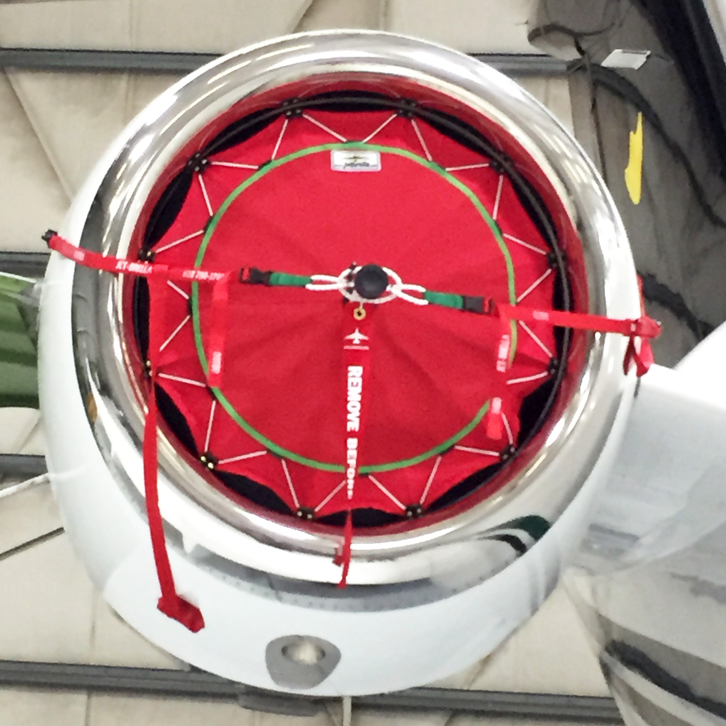 Gulfstream G280 Inlet Covers