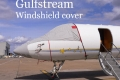 gulfstream windshield cover