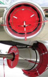 737 Engine Cover Kit