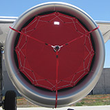airbus a321 inlet cover